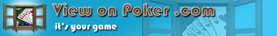 View on Poker - Poker Room Reviews & Poker Promotions